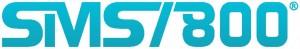 SMS/800 logo